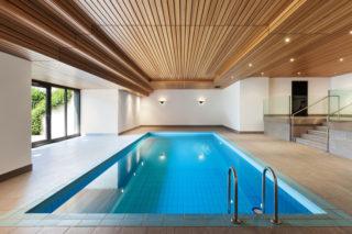 Indoor swimming pool Liverpool