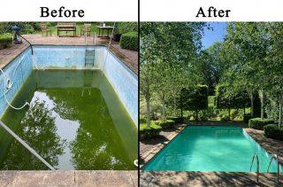 Pool Refurbishment Wirral