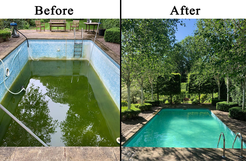 Swimming Pool Refurbishment Northwest - Peninsula Pools